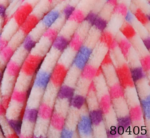 Купить Пряжа Himalaya Dolphin Baby colors Код цвета 80405 | Интернет-магазин пряжи «Пряха»