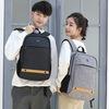 Рюкзак c кодовым замком GoldenWolf GB00375 Синий