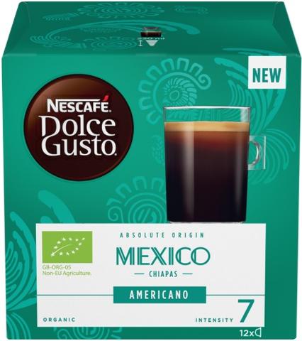 Nescafe Dolce Gusto Mexico Americano (12 капс.)