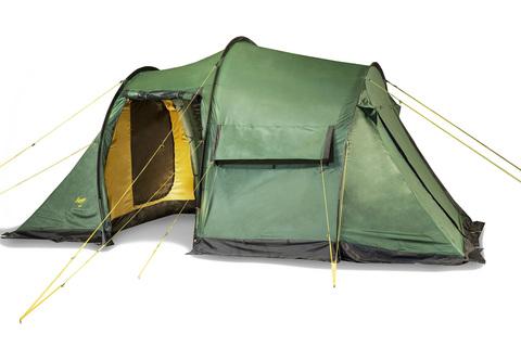 Палатка Canadian Camper TANGA 5, цвет woodland, главное фото.