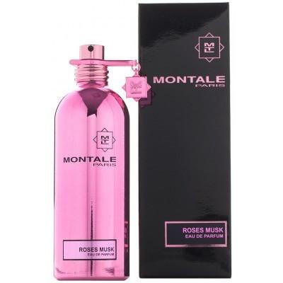 Montale: Roses Musk женские туалетные духи edp, 100мл