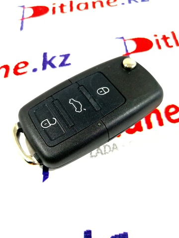 Ключ выкидной в стиле Volkswagen Лада Гранта, Калина, Приора, Датсун