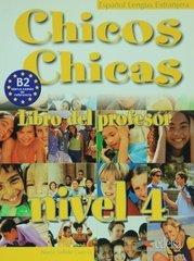Chicos Chicas 4 - Profesor