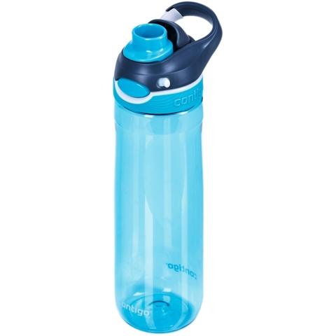 Бутылка спортивная Contigo Chug (0,72 литра), голубая