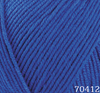 Пряжа Himalaya Everyday Bebe Lux 70412 (синий)