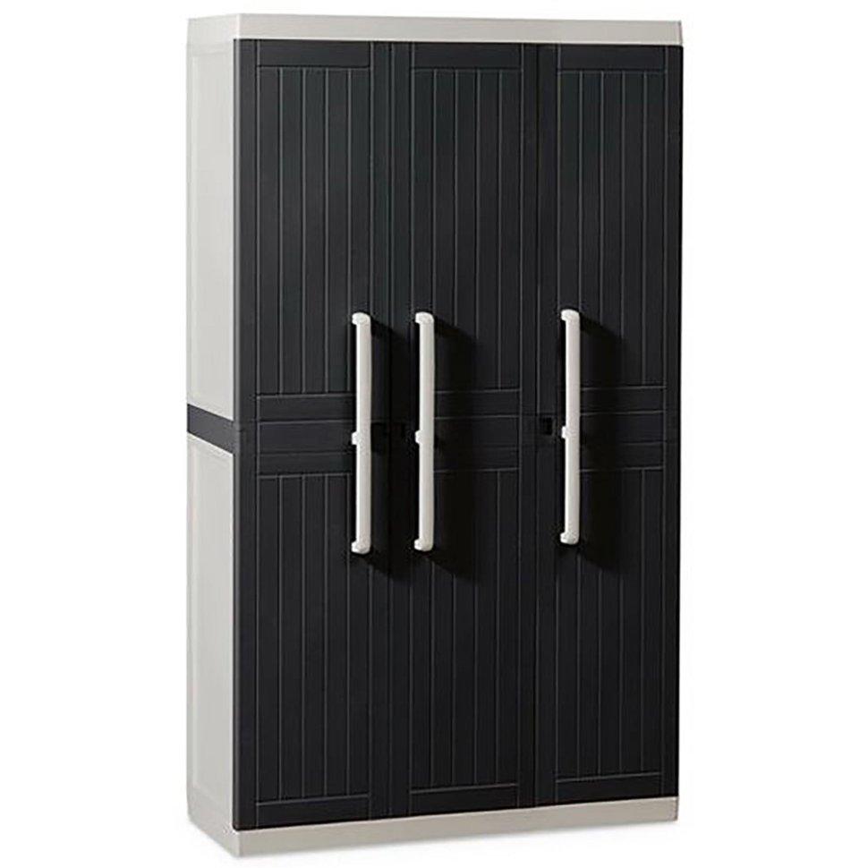 Хранение садового инвентаря Шкаф WOOD LINE S (3 двери, 4 полки) SHkaf-3h-dvernyj-uzkij-WOOD-LINE-S.jpg