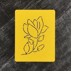 Цветок №8 Магнолия