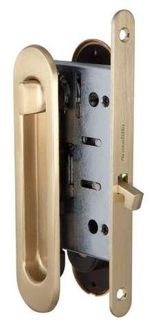 Ручка с заверткой для раздвижных дверей SH011-BK SG-1