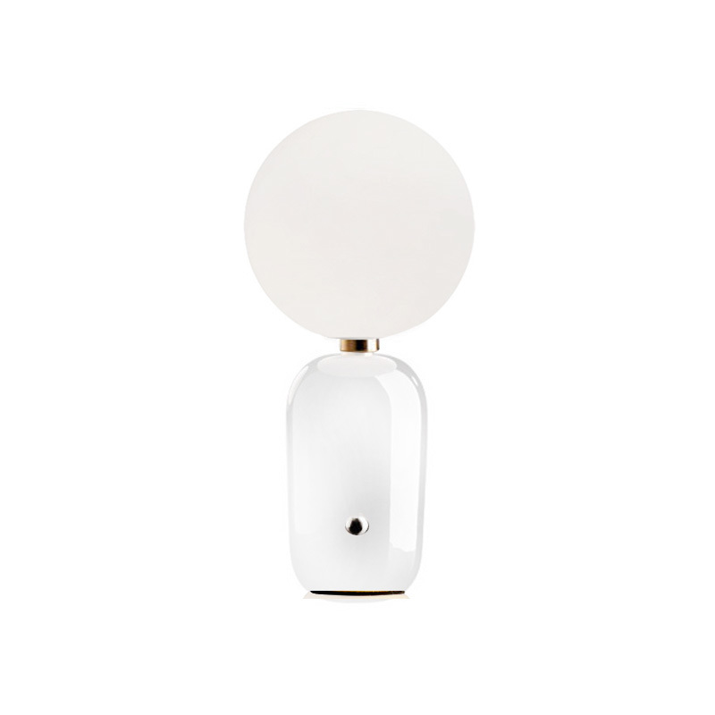 Настольный светильник Aballs  by Parachilna D18 (белый)