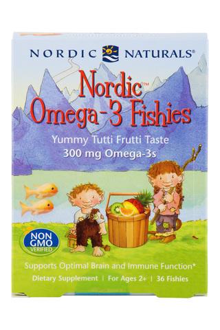 Nordic Naturals, Omega-3