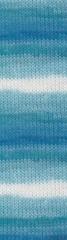 3454 (Белый,лазурный,бирюзовый,морская волна)