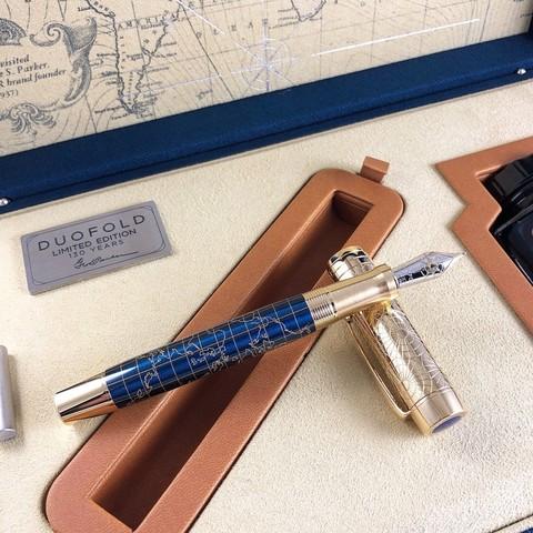 Перьевая ручка Parker 130 Duofold