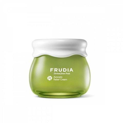 FRUDIA Avocado Relief Cream Фрудиа Восстанавливающий  крем с авокадо, 55мл