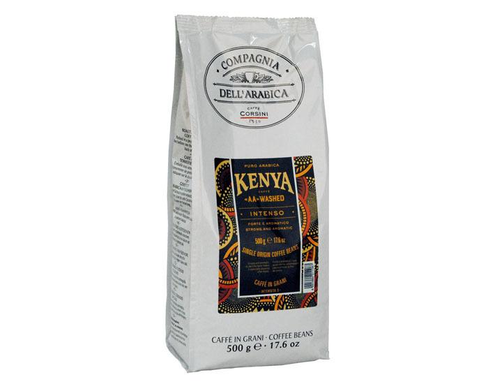 купить Кофе в зернах Compagnia Dell`Arabica Kenya, 500 г