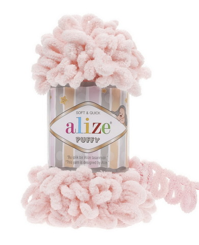 Пряжа Puffy Alize 733
