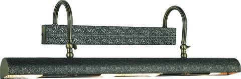 INL-6095W-04 Antique brass & Walnut