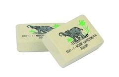 Ластик со слоном ELEPHANT 300/60 8х31х21мм, цветной