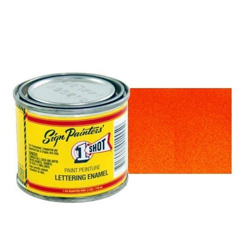 Эмали для пинстрайпинга 900-P Эмаль для пинстрайпинга 1 Shot Перламутровый красно-оранжевый (Vermillion), 236 мл VermillionPerl.jpg