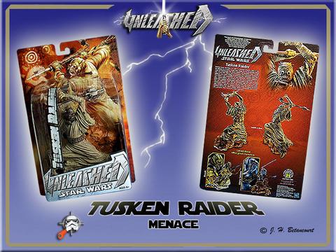Star Wars Unleashed Tusken Raider