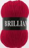 Пряжа Vita Brilliant 5107 (Кармин)