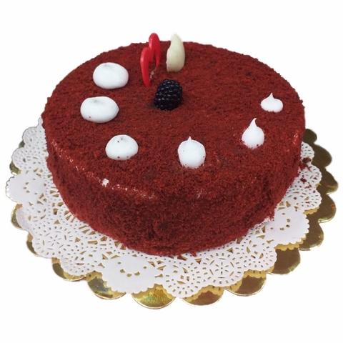 Торт Красный бархат 1 кг