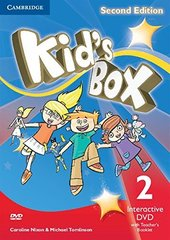 Kid's Box Updated Edition Second Edition 2 Inte...