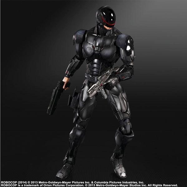 Robocop Play Arts Kai Version 3.0