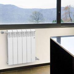 Алюминиевый радиатор Royal Thermo Revolution 500 - 10 секций