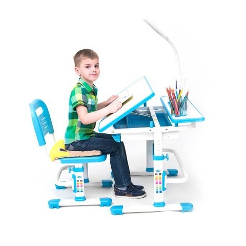 Комплект RIFFORMA-07: парта + стул + мягкий чехол