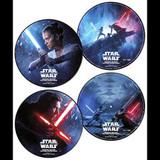 Soundtrack / John Williams: Star Wars - The Rise of Skywalker (Picture Disc)(2LP)