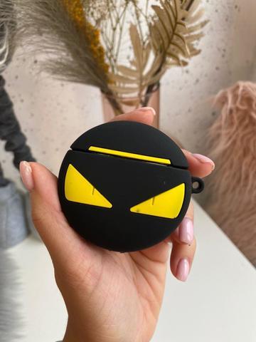 Чехол для AirPods toys /fendi black/