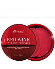 Гидрогелевые патчи для глаз КРАСНОЕ ВИНО ESTHETIC HOUSE Red Wine Hydrogel EyePatch, 60 шт