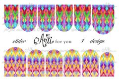 Слайдер наклейки Arti for you №1