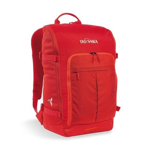 Картинка рюкзак для ноутбука Tatonka Sparrow Pack 19 Red - 1