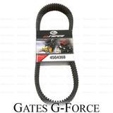 Ремень вариатора GATES G-FORCE 45G4368  1140 мм х 37 мм (0627-045, 3211114)