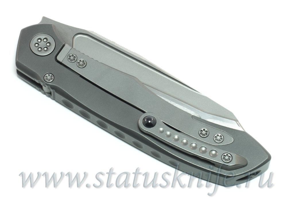 Нож Marfione Custom Knives Anax Tanto TAD Limited Edition - фотография