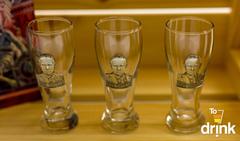 Набор для водки из 3 стопок «Новейшая История России», фото 4