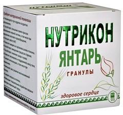 Нутрикон Янтарь, мелкогранулированный, 350г