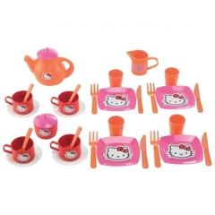 Smoby Набор посудки из серии Hello Kitty (2609)