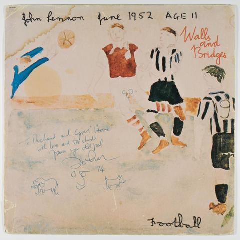 Виниловая пластинка. John Lennon