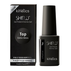 KINETICS Верхнее покрытие с экстра глянцем SHIELD Extra Top 15 мл