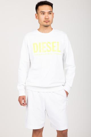 Свитшот S-GIR-DIVISION-LOGO SWEAT-SHIRT Diesel
