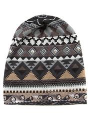 HB15044-10 шапка женская, цветная