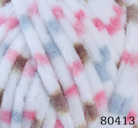 Купить Пряжа Himalaya Dolphin Baby colors Код цвета 80413 | Интернет-магазин пряжи «Пряха»