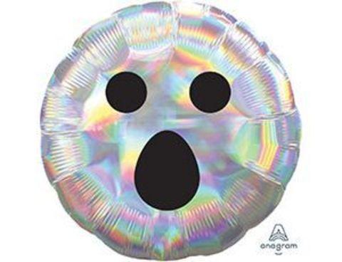 Фольгированный шар HWN Привидение переливы
