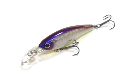 Воблер Daiwa Steez Shad 60 SP-SR / Ghost Herring (07431345)