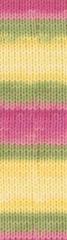 2613 (Цикламен,розовый,фисташка,желтый,лимон)