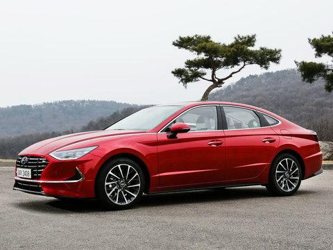 Чехлы на Hyundai Sonata 2019–2020 г.в.