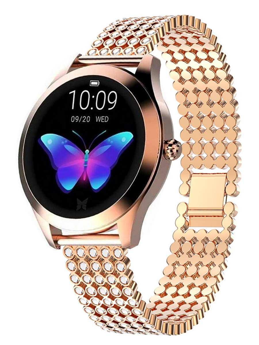 Смарт часы и браслеты Смарт часы женские KingWear KW10 Crystal Serie KingWear_KW10_CS_clock_5.jpg