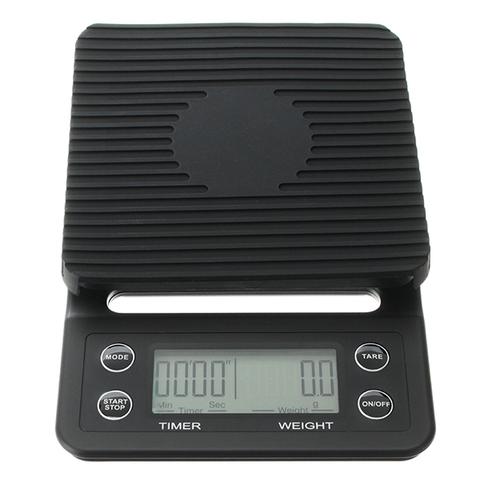 Электронные весы с таймером